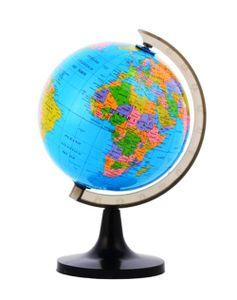 GLOBUS Ø15cm Erdglobus Earthglobe Weltkugel Globe Kinderglobus (15 cm)
