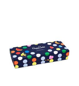 Happy Socks Geschenkbox NAVY SOCKS GIFT SET 4-PACK XNAV09-6600 Mehrfarbig, Size:41-46