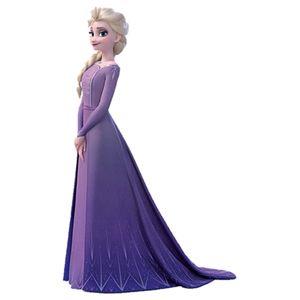 """Bullyland 13510 Figur """"Elsa im lila Kleid"""" - Frozen 2 Kunststoff"""