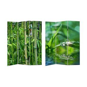 228377 Paravent Bambus HTI-Line