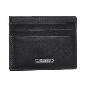 GUESS - Herrenbrieftasche - schwarz