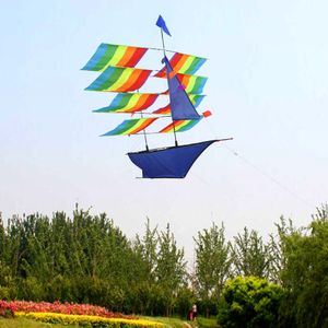 3D Kinder Drachen Einleiner Flugdrachen Drachenfliegen Flying Kit + 30m Linie Kinder Spielzeug