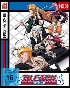 Bleach - TV Serie - Box 5 - Episoden 92-109 - Blu-Ray