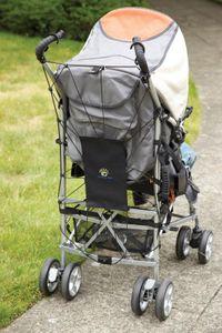Kinderwagennetz Kinderwagen Einkaufsnetz Aufbewahrungsnetz