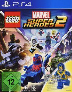 Lego Marvel Super Heroes 2 - Standard Edition + Toy - Playstation 4