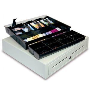 Olympia 947609028, Manual cash drawer, Metall, Stahl