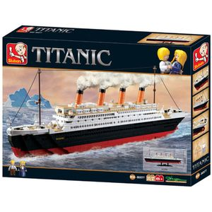 Torro Bausteine Set - Titanic groß