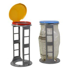 Gies Müllsackständer stabil für Müllsäcke einfaches Stecksystem