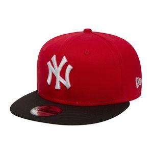 New Era Kids Snapback - NY YANKEES - Red-Black, Size:Onesize