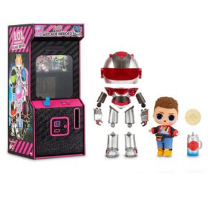 L.O.L. Surprise! Boys Arcade Heroes - V.R. Dude Cyber