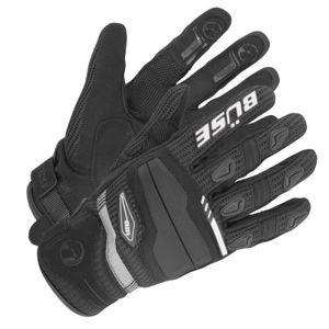 Büse Handschuh Fresh schwarz / weiß 10