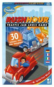 Rush Hour Mitbringspiel Thinkfun 76369