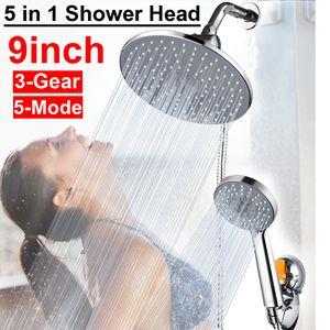 Meco Duschset Duschsystem Regendusche Duschset Massage Duschpaneel mit Handbrause