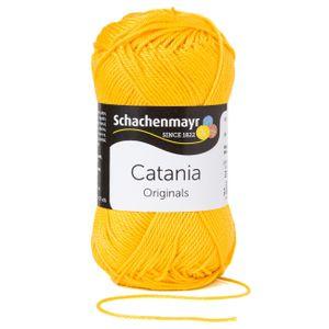 Schachenmayr Catania, 9801210-00208, Farbe:Sonne, Handstrickgarne