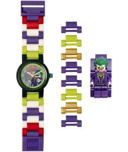 LEGO Kinder Uhr 8020851 Batman Movie The Joker Analog Armbanduhr ULE8020851