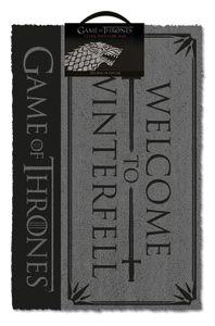 Pyramid International Game of Thrones Fußmatte Welcome to Winterfell 40 x 57 cm GP85202