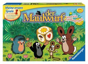 Ravensburger Meine ersten Spiele Suchspiel Der Maulwurf Lieblingsspiel 21570