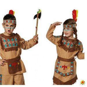 Indianer Stirnband für Kinder