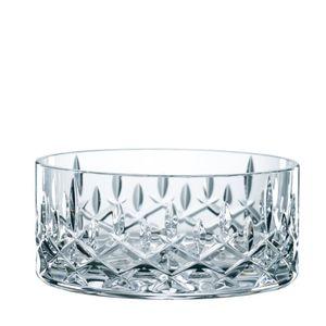 Nachtmann Vorteilsset 6 x  2 Glas/Stck Schale 617/1/11cm Noblesse  96060 und Gratis 1 x Trinitae Körperpflegeprodukt