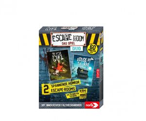 Noris Spiele Noris 606101894 Escape Room Das Spiel Duo Horror, Erweite
