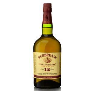 Redbreast 12 Jahre Single Pot Still Irish Whiskey 0,7l, alc. 40 Vol.-%