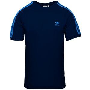 Adidas T-Shirt blau XL