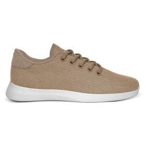GIESSWEIN Herren Sneaker Merino Wool Knit sandmelé 44