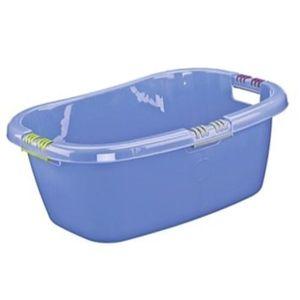 LOCKWEILER Wäschewanne 28 Liter blau