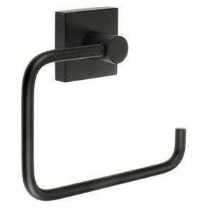 Smedbo HOUSE WC-Rollenhalter schwarz