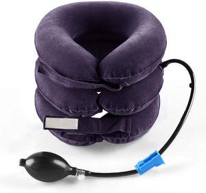 Travel Neck Pillow Memory Foam Rollbares U-förmiges Nackenkissen für Flugzeug, Auto, Büro