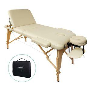 NAIPO Massageliegen Massagestuhl Massagetisch kosmetikliegen Kosmetik LiegenMGBC-302MI
