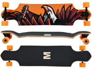 """MAXOfit Longboard Komplettboard """"Imperium"""" DropDown 104 cm"""