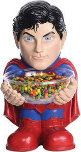 Rubies 368537 - Superman Candy Bowl Holder