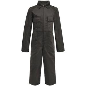 SIRUITON Kinder Arbeitsoverall Größe 98/104 Grau