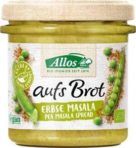 Allos Auf's Brot Erbse & Masala 140g
