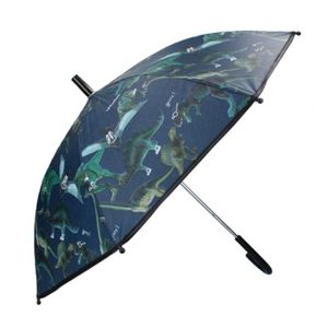 Kinder Dinosaurier Stockschirm Regenschirm T Rex Motiv Dino Schirm