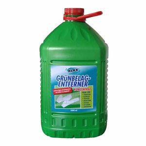 Grünbelagentferner Konzentrat 5000 ml