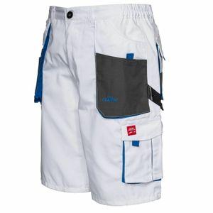 Arbeitskleidung ART.MaSter Classic weiß Shorts 50