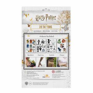 Cinereplicas Harry Potter Tattoos 35-er Set HPE560165