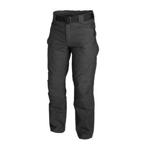 Helikon-Tex UTP Urban Tactical Pants Poly Baumwolle Ripstop Army Cargo kurze Hose Black 2XL/XLong