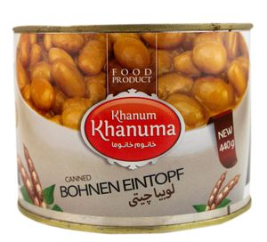 Bohnen Eintopf - Lubia Chiti 440g
