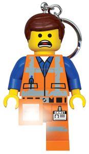 LEGO film 2 Schlüsselanhänger: Emmet mit Licht 7 cm