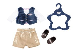 Zapf Creation BABY born® Trachten-Outfit Junge; 824511