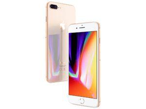 APPLE iPhone 8 Plus, Smartphone, 64 GB, Gold