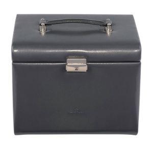 WINDROSE Merino Moda Jewelry Box L Anthracite
