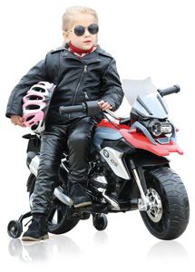 Kindermotorrad BMW 1200 MOTORCYCLE, 12V, rot