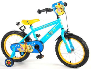 16 Zoll Disney Kinder Jungen Fahrrad Kinderfahrrad Jungenfahrrad Rad Bike Rücktritt Rücktrittbremse Volare Toy Story 91207-CH-NL