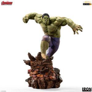 Iron Studios Avengers Age of Ultron Hulk BDS Art Scale Statue 26 cm IS13411