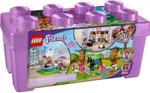 LEGO Friends Heartlake City Steinebox - 41431, Bausatz, Junge/Mädchen, 4 Jahr(e), Kunststoff, 148 Stück(e), 994 g