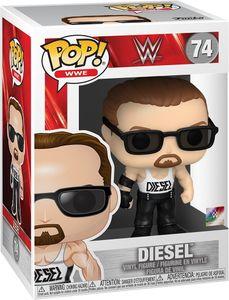 WWE - Diesel (Kevin Nash) 74 - Funko Pop! - Vinyl Figur